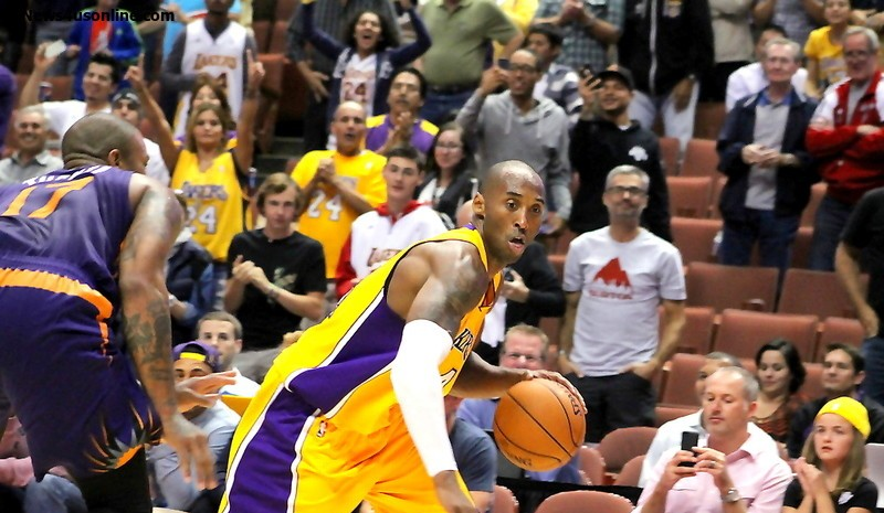 The Black Mamba is Back…are the Lakers?