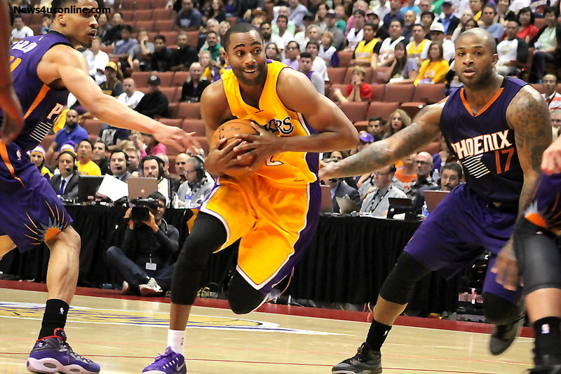 Wayne Ellington. Photo Credit: Dennis J. Freeman/News4usonline.com