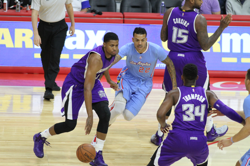 Clippers Hit Snag Against Kings