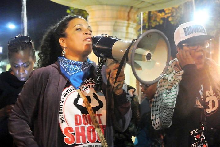 Ferguson's Rage Comes to LA