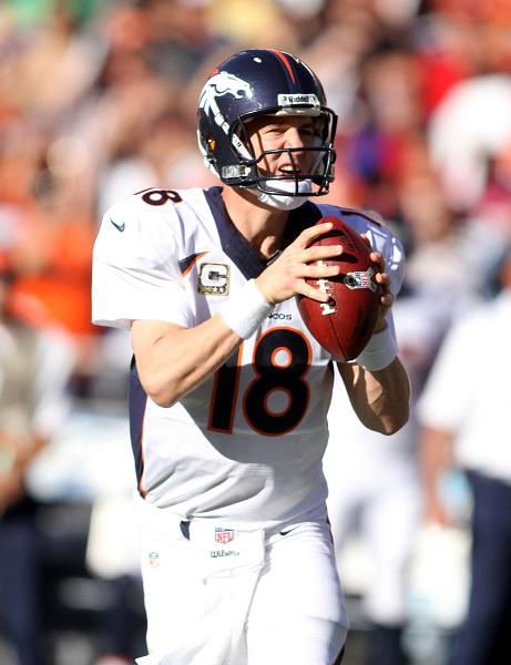 Will the Denver Broncos have quarterback Peyton Manning back for another season is the question for the offeseason. Photo by Kevin Reece/News4usonline.com