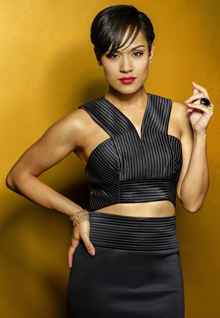 EMPIRE: Grace Gealey as Anika Gibbons on EMPIRE premiering Wednesday, Jan 7 (9:00-10:00 PM ET/PT) on FOX. ©2014 Fox Broadcasting Co. CR: Michael Lavine/FOX