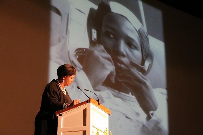 Black History Month Retrospective: Dr. Mae Jemison