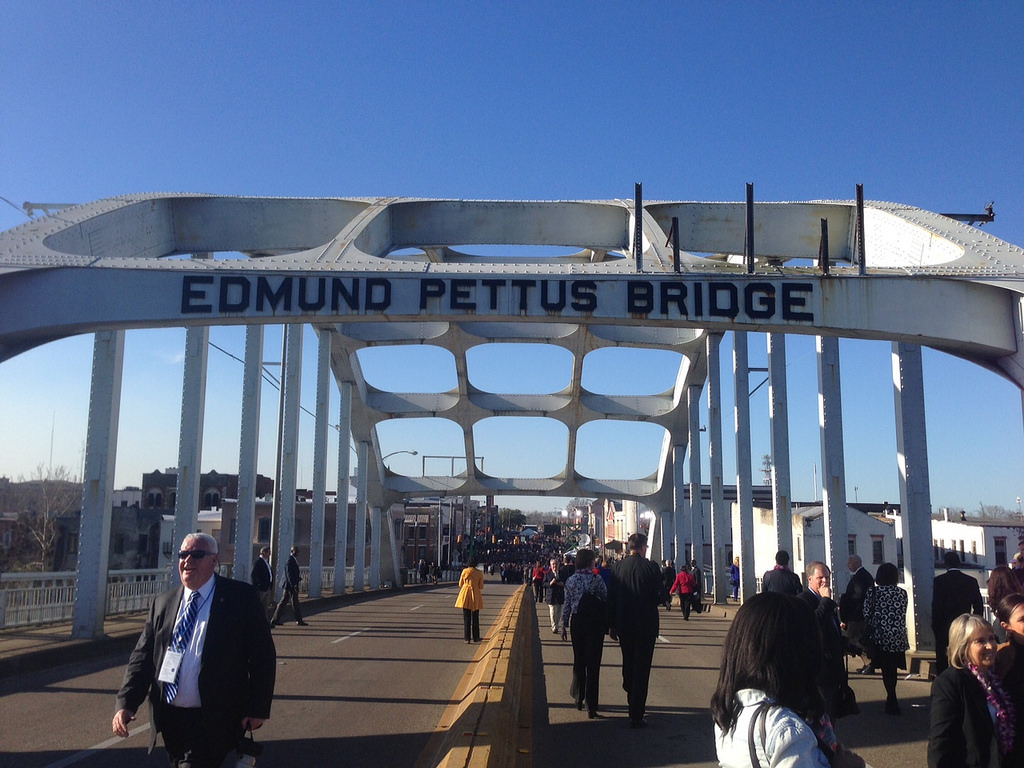 Selma is today