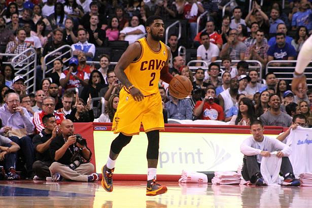 An NBA proposal of upping the age limit to play in the league to 20, would effectively stop sensational 1-and-done players like former Duke star Kyrie Irving, from leaving school too early.  Photo Credit: Dennis J. Freeman/News4usonline.com