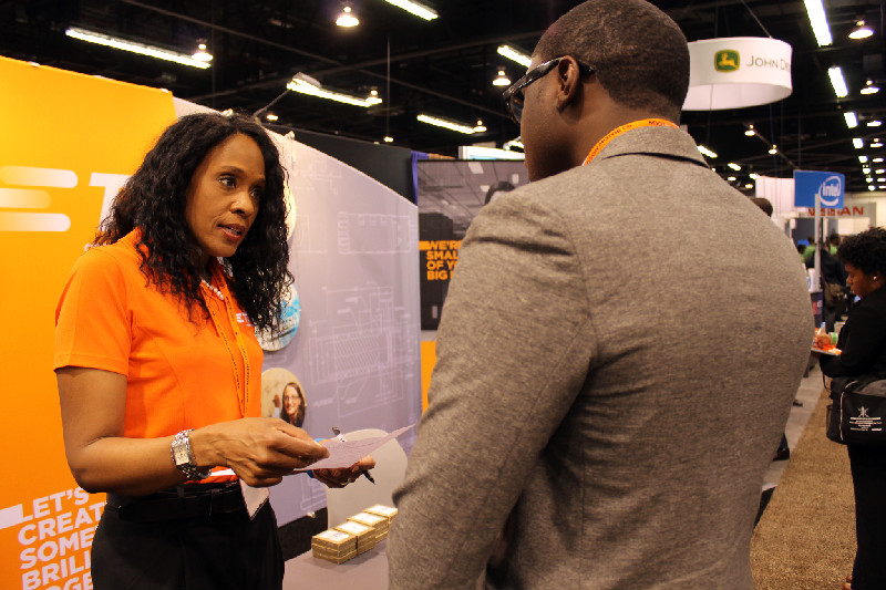 NSBE attracts the brightest black engineers