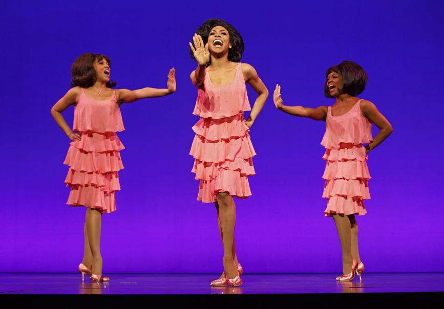 Spotlight: 'Motown: The Musical'