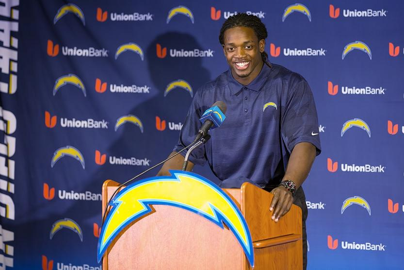 Melvin Gordon was the runner-up in the 2014 Heisman Trophy voting. Photo Credit: Tiffany Zablosky/News4usonline.com