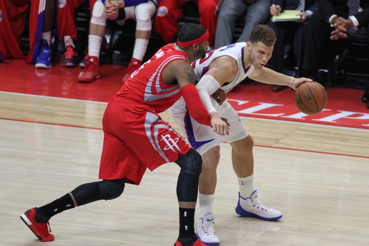 Los Angeles Clippers vs Houston Rockets