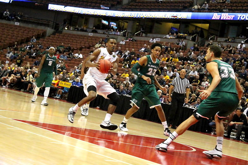 Division I men's basketball is also a big contributor to the revenue pool of college athletics. Photo by Dennis J. Freeman/News4usonline.com