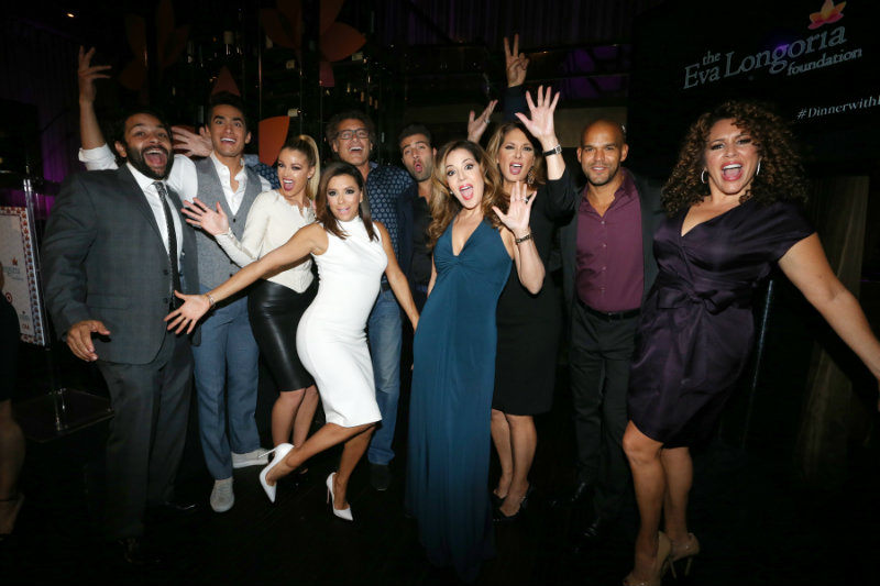 Eva Longoria Foundation dinner helps build a better future for Latinas