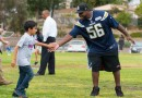 Curbing childhood obesity the Chargers' way