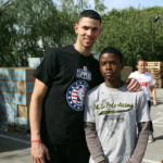 Clippers comes to community with giving