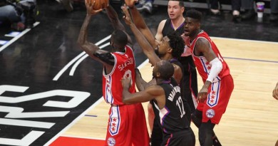 Clippers heat up the win column