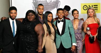 Lights shine on NAACP Image Awards