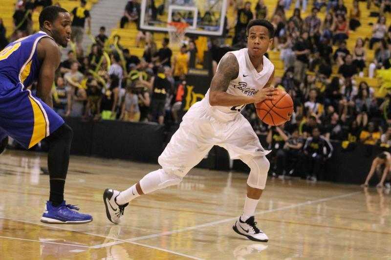 Long Beach State men's basketball versus UC Riverside