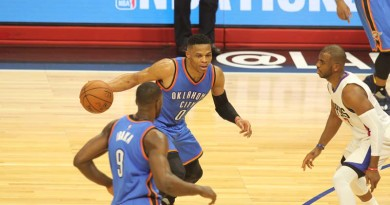 Thunder vs. Dubs: Can Westbrook close out Curry?