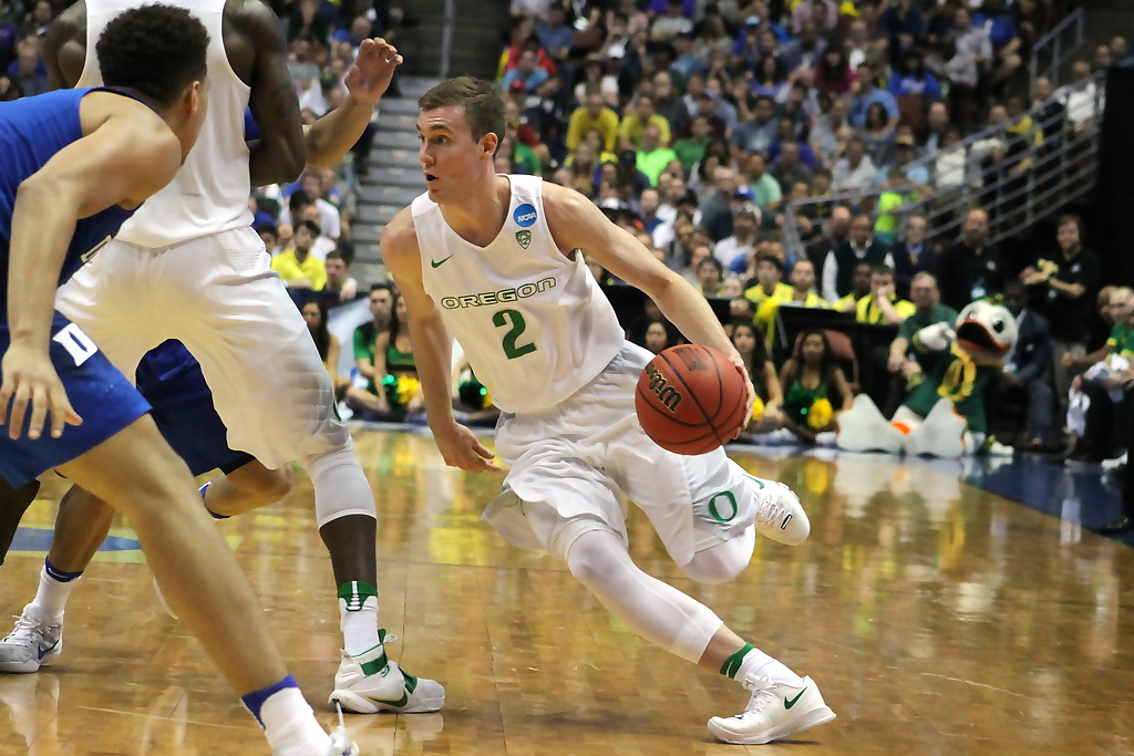 Oregon turns Duke into Duck(s) soup