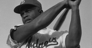 Keeping the Jackie Robinson torch alive