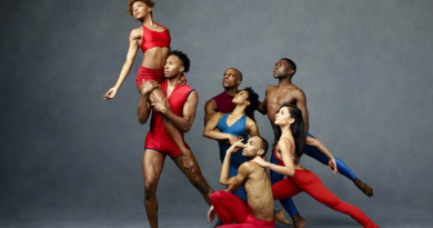 Danica Paulos shares the Alvin Ailey American Dance Theater experience