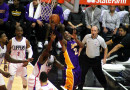 Clippers win, but Kobe Bryant gets fans hearts