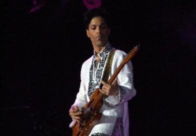 Purple cloud reigns over Prince