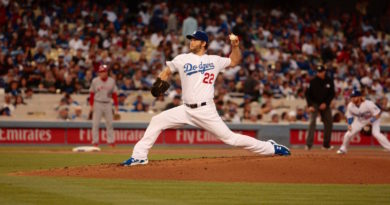 Dodgers, Angels on parallel paths