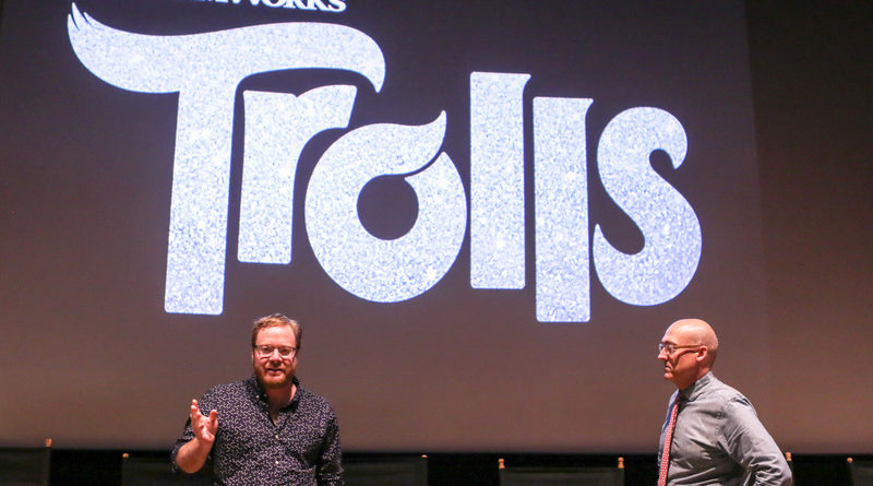 Look out for DreamWorks Animation's 'Trolls'