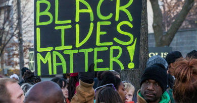 When have Black Lives ever mattered?