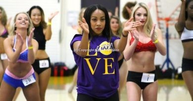 Laker Girls tryout a lifelong audition