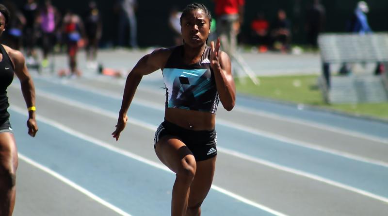 LeKeisha Lawson cooking up Olympic dream