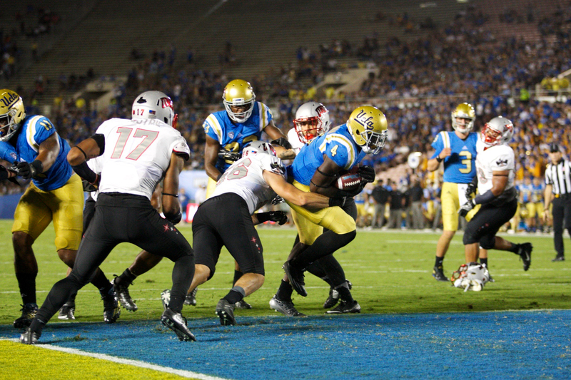 Bruins impressive against UNLV