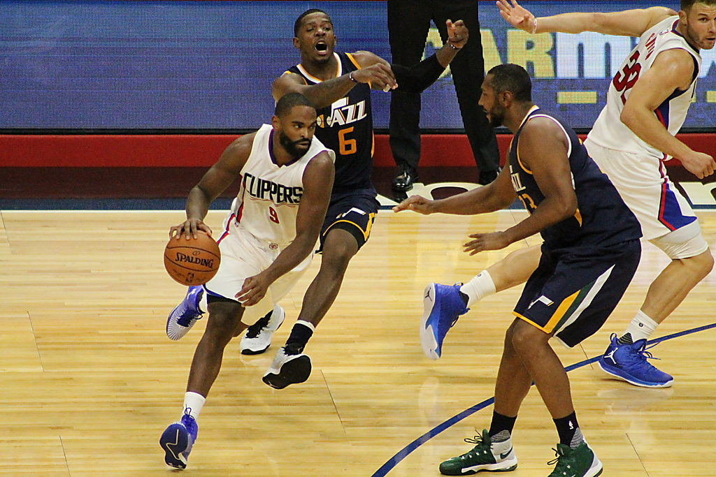 Alan Anderson could make a bid to be that guy at the small forward position for the Los Angeles Clippers. Photo by Dennis J. Freeman/News4usonline.com