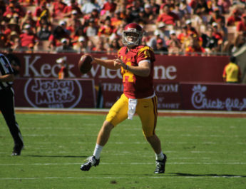 Darnold blazing a new path for Trojans