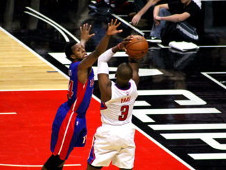 Chris Paul led the way for the Los Angeles Clippers against the Detroit Pistons.