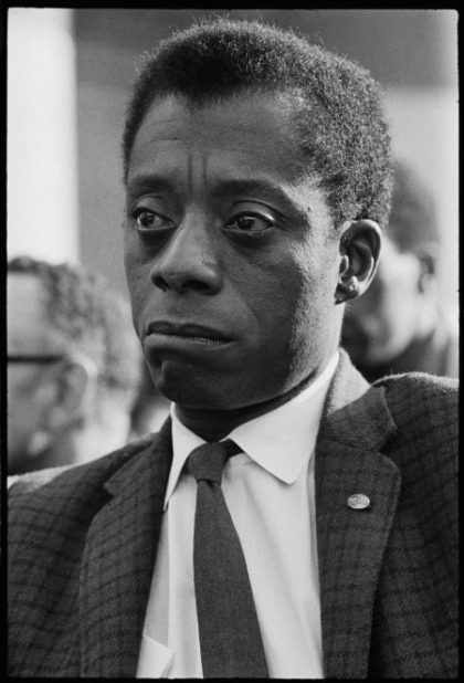 The great writer James Baldwin. Courtesy photo
