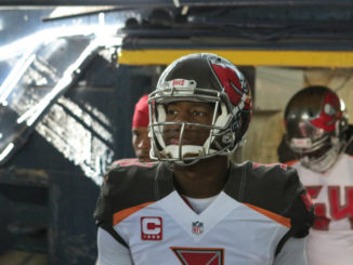 Tampa Bay Buccaneers quarterback Jameis Winston led his team to a 28-21 win against the San Diego Chargers on Sunday, Dec. 4, 2016. Photo by Jevone Moore/News4usonline.com