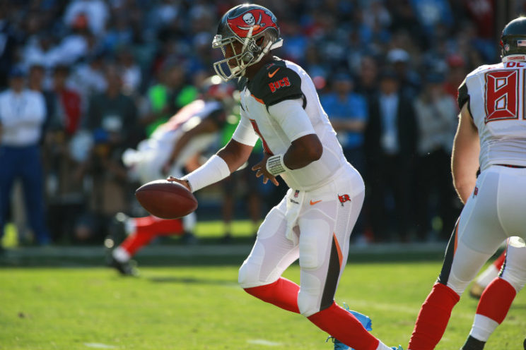 Jameis Winston is completing nearly 62 percent of his passes in 2016. Photo by Jevone Moore/News4usonline.com