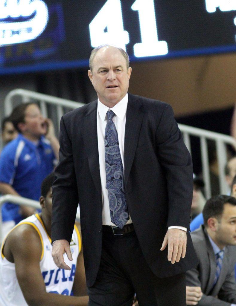 Gone: Former UCLA men's basketball coach Ben Howland could not match the NCAA Tournament success of John Wooden. Photo Credit: Burt Harris