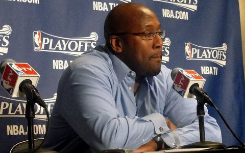 Mike Brown, the 2009 NBA Coach of the Year, is returning to Cleveland with a five-year, $20 million deal..