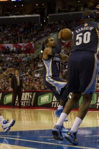 Mike Conley and the Memphis Grizzlies are looking to tie things up with the San Antonio Spurs. Photo Credit: Mac Alexander / News4usonline.com