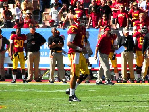 Quarterback Cody Kessler  and the USC Trojans football team had a pretty good year. Photo: Dennis J. Freeman
