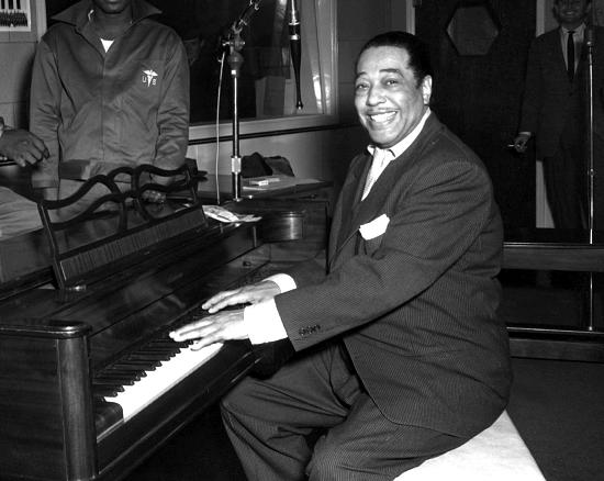 Duke Ellington ids being honored this month for his legendary music. Commons/Wikimedia