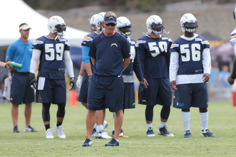 NFL 2014 San Diego Charger