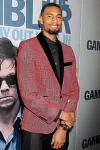 """New York, NY - 12/10/14 -Paramount Pictures Pictures Presents The New York Premiere of The """"Gambler"""" The Film stars Mark Wahberg, Brie Larson and Michael Kenneth Williams . The Gambler opens nationwide Dec 25th.   -PICTURED: Anthony Kelley -PHOTO by: Dave Allocca/Starpix"""