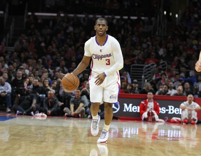Chris Paul had 18 points and 11 assists in the Clippers' 111-102 loss to the Indiana Pacers on Sunday, Dec. 4, 2016. File photo/News4usonline.com