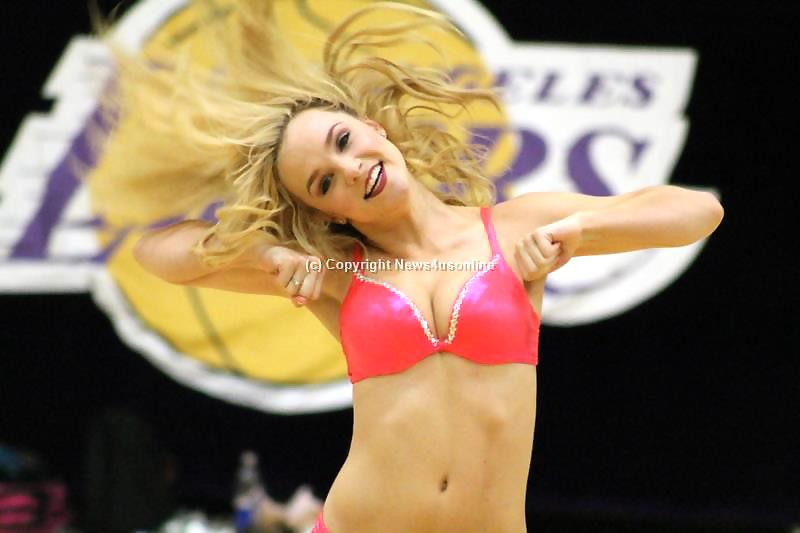 The 2016 LA Laker Girls audition was an all-day affair on Saturday, July,, 9, 2016. Photo by Dennis J. Freeman/News4usonline