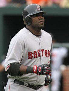Boston Red Sox slugger David Photo Credit: Keith Allison/Wikimedia Commons
