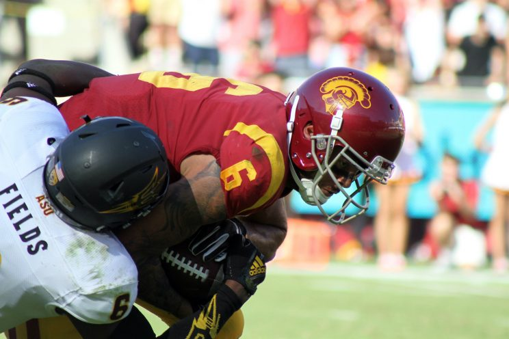 USC wide receiver Michael Pittman Jr.
