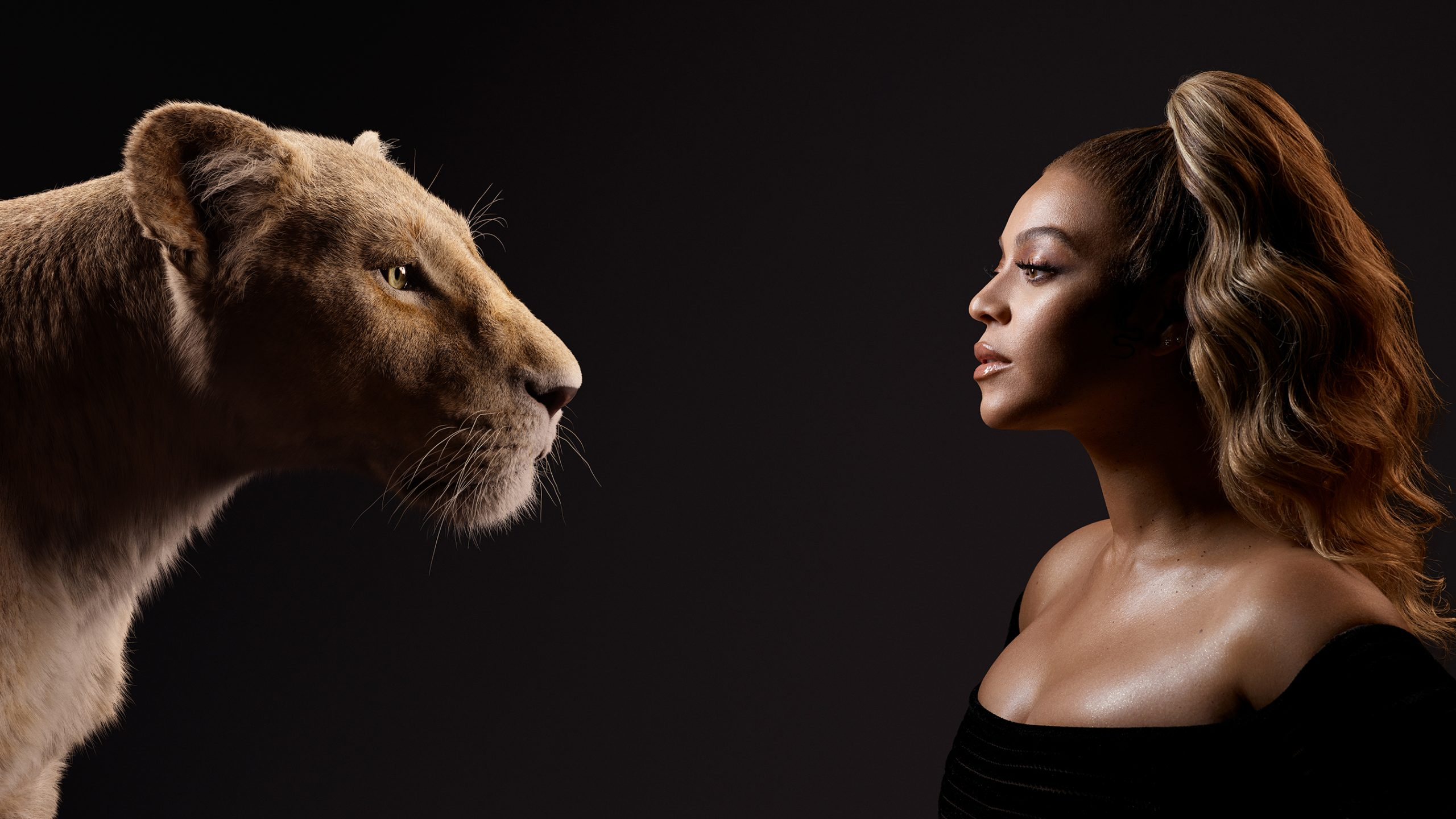 """Beyonce as the voice of Nala in Disney's """"The Lion King."""""""
